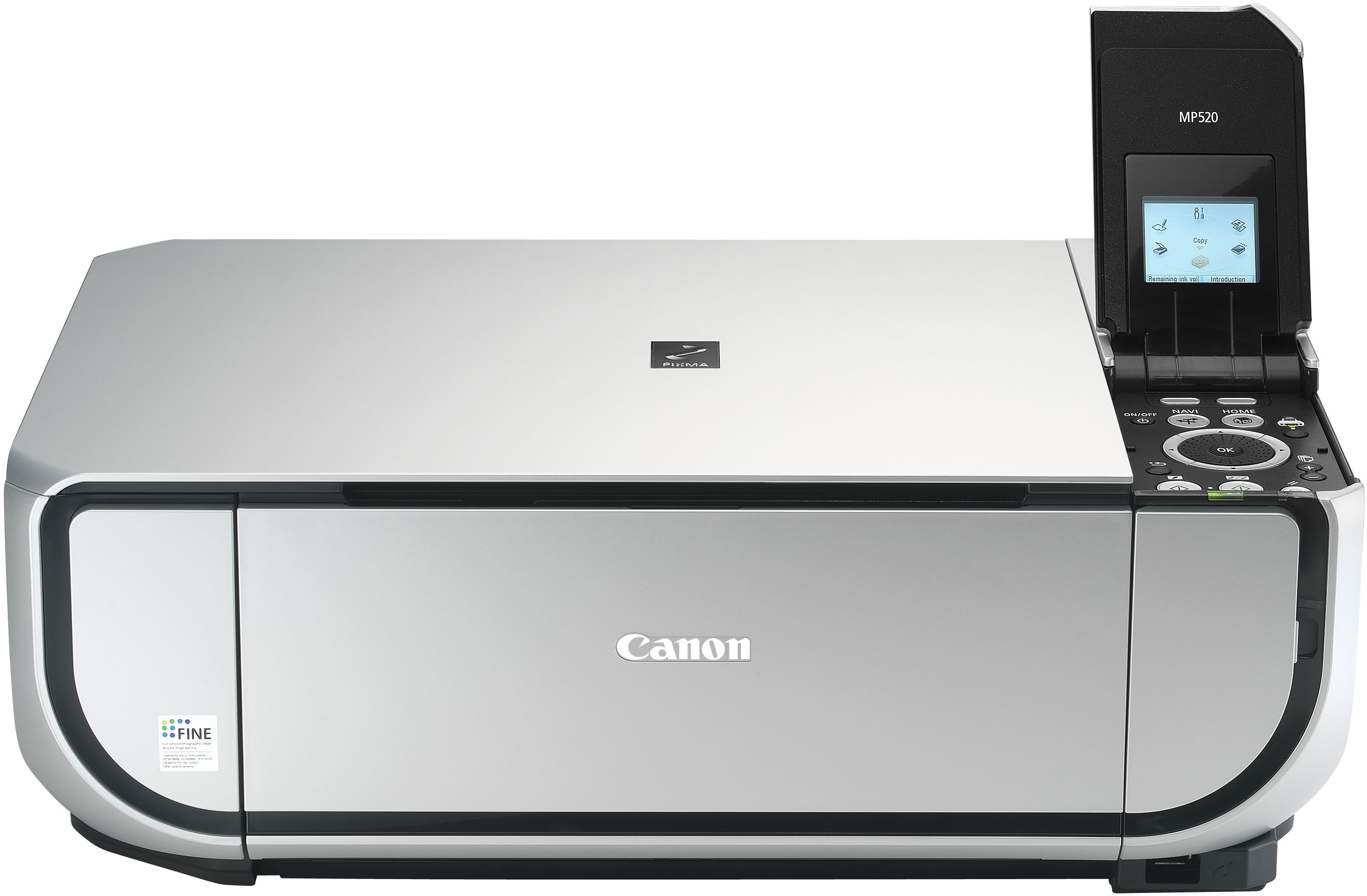 DRIVERS UPDATE: CANON MP520 SCANNER