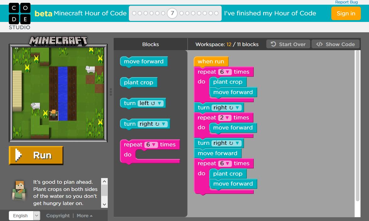 Microsoft En Codeorg Zetten Minecraft In Om Kinderen Te Leren