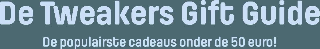 De Tweakers Gift Guide - De populairste cadeaus onder de 50 euro!