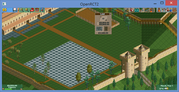 Software-update: OpenRCT2 0 0 3 - Gaming - Downloads - Tweakers