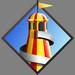 OpenRCT2 logo (75 pix)