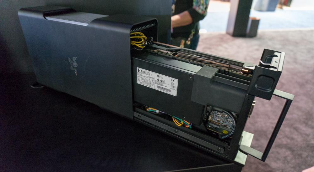 Razer Blade Stealth En Core Preview Razer Core Tweakers