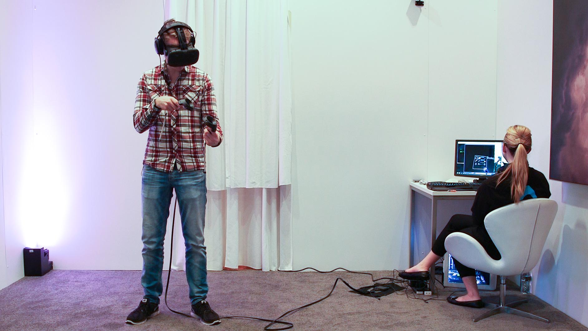 HTC Vive en Oculus Rift op de CES - Tot slot - Preview - Tweakers