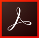 Adobe Reader DC logo (75 pix)