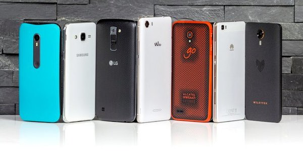 Beste koop smartphone onder 200 euro