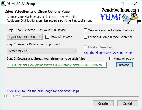 YUMI screenshot