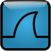 Wireshark logo (75 pix)