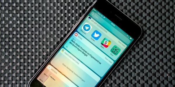 Apple onthult iOS 8 voor iPhone en iPad: 15 nieuwe functies