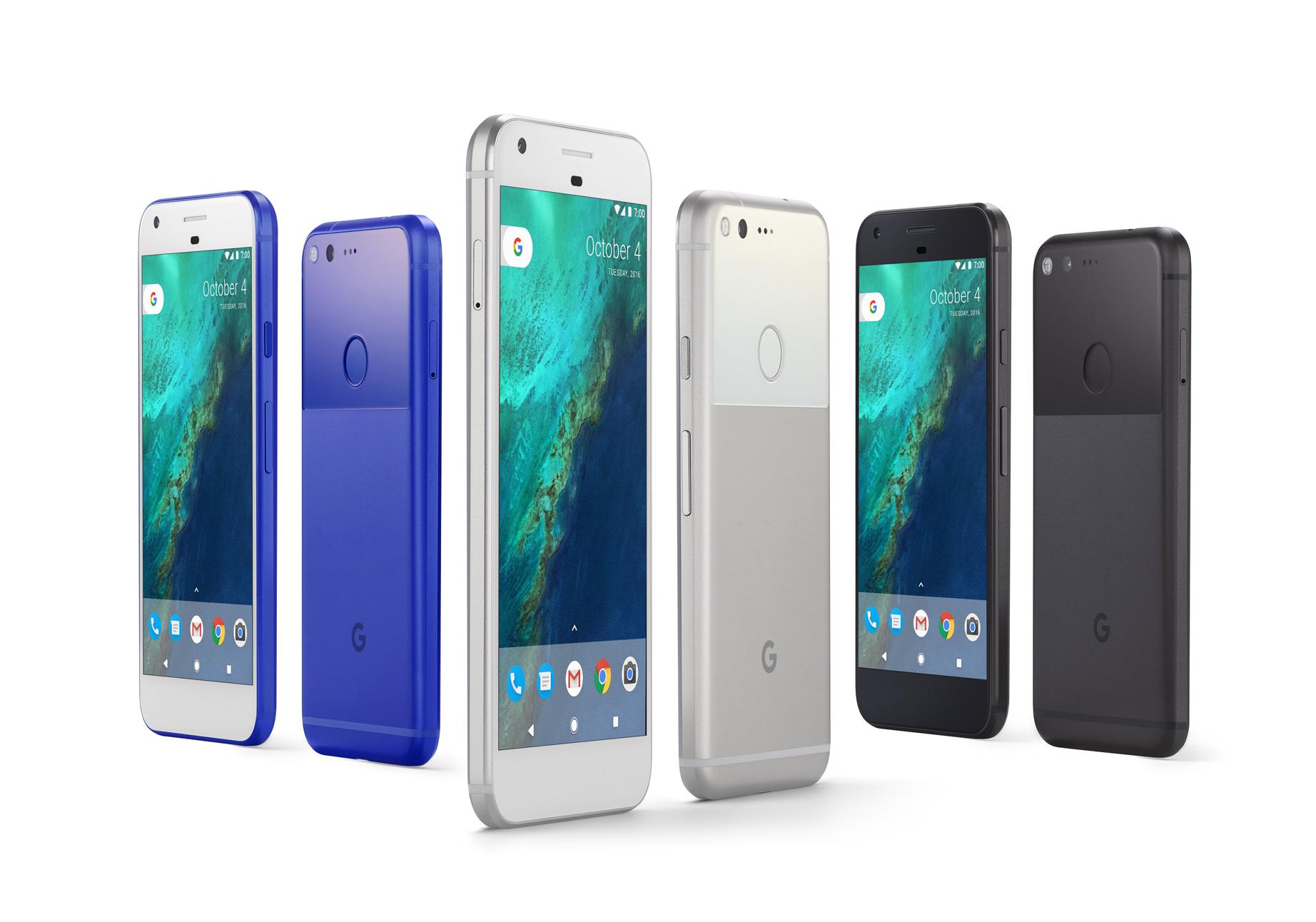 Afbeeldingsresultaat voor google pixel