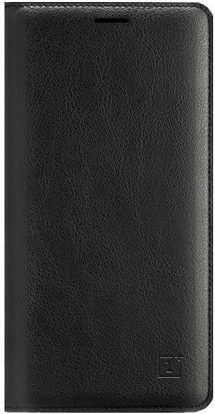 Cook Book Cover Zwart ~ Oneplus origineel wallet book flip cover voor zwart