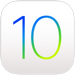Apple iOS 10 logo (75 pix)