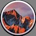 Apple macOS Sierra (10.12) logo (75 pix)