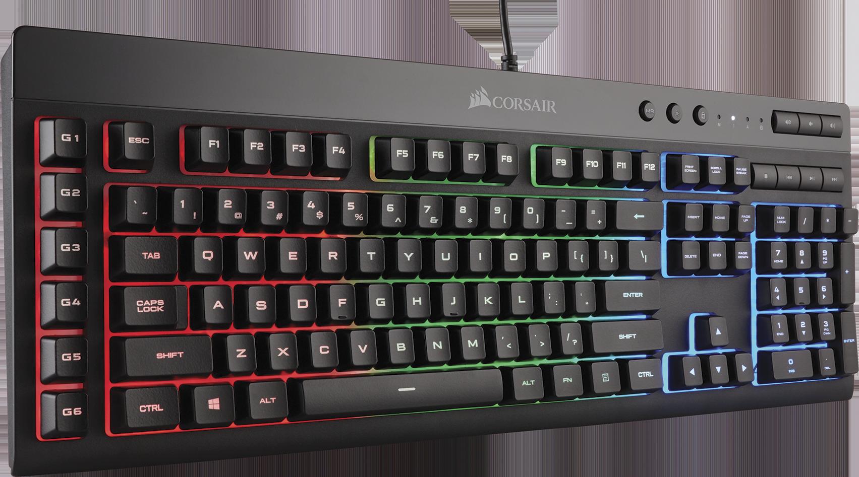 Corsair Gaming K55 RGB (Qwerty US)