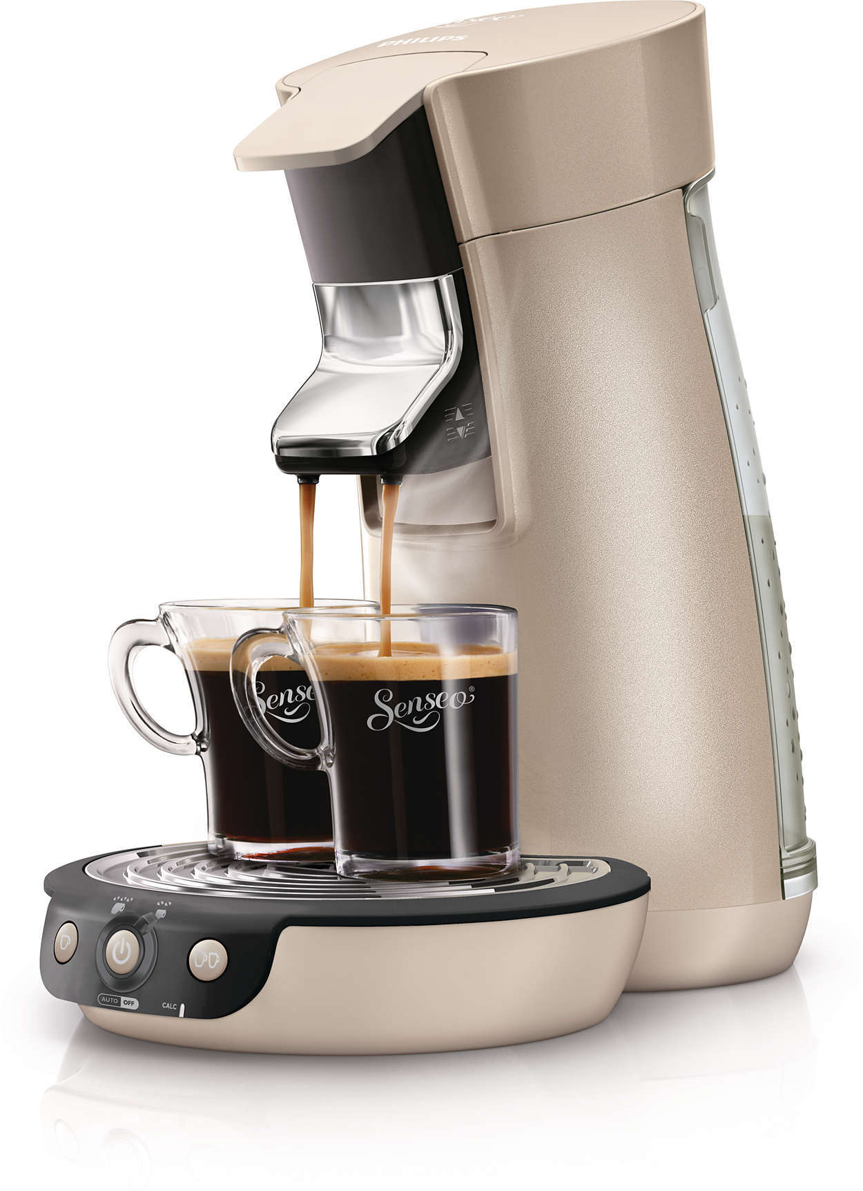 Champagne Coffee Maker ~ Philips senseo viva café plus champagne prijzen tweakers
