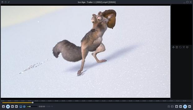 Light Alloy screenshot (620 pix)