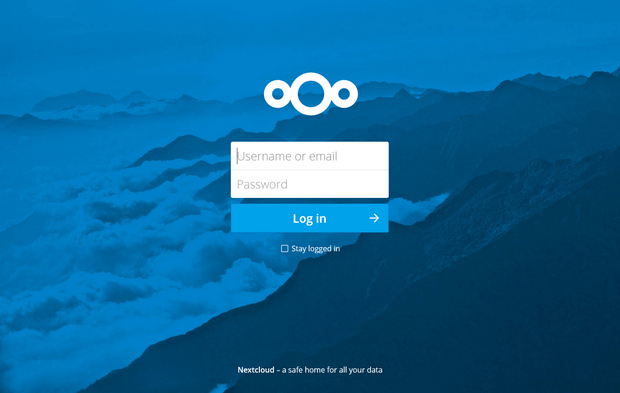 Nextcloud 11 screenshot