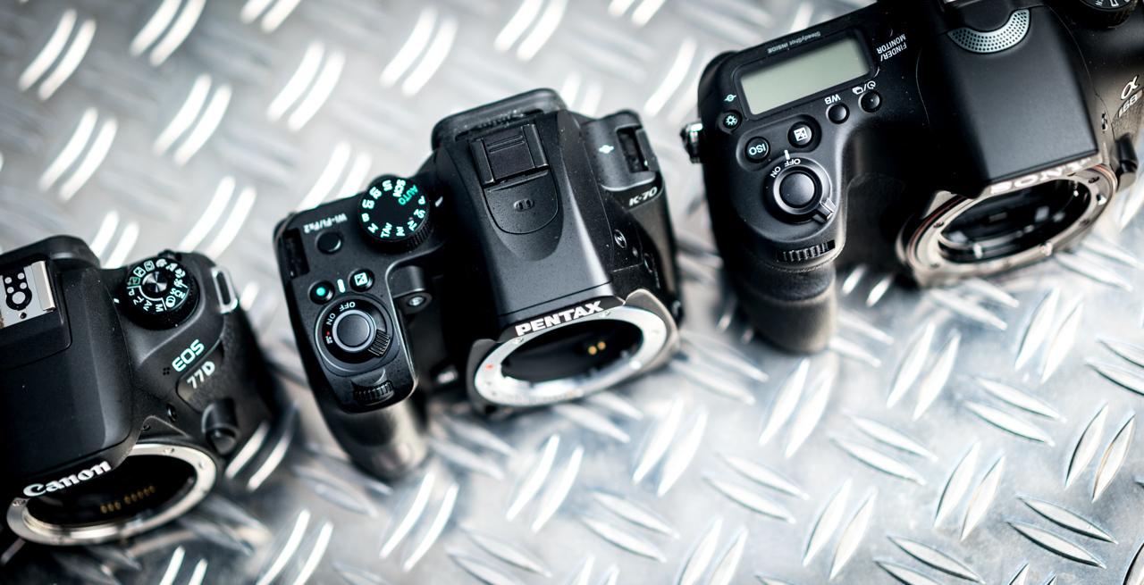 8db1d8ef6df0f9 Het is interessant om te zien dat spiegelreflexfabrikanten in deze  veranderende cameramarkt allemaal andere keuzes maken