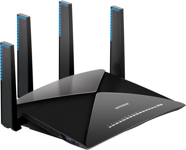 Netgear Nighthawk X10 AD7200 Smart WiFi Router