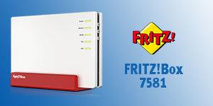 FRITZ!Box 7581: 4 van 5 sterren