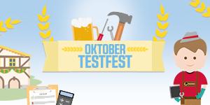 Oktober Testfest
