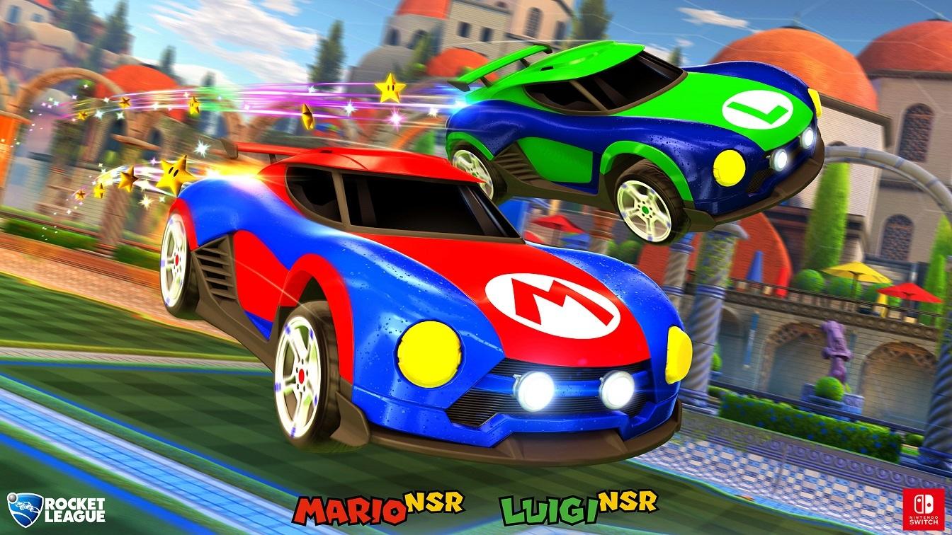 Rocket League Komt Op 14 November Uit Voor Nintendo Switch Gaming