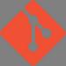 Git logo (75 pix)