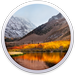 Apple macOS High Sierra logo (75 pix)