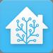 Home Assistant logo (75 pix)