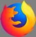 Mozilla Firefox 2017 logo (75 pix)
