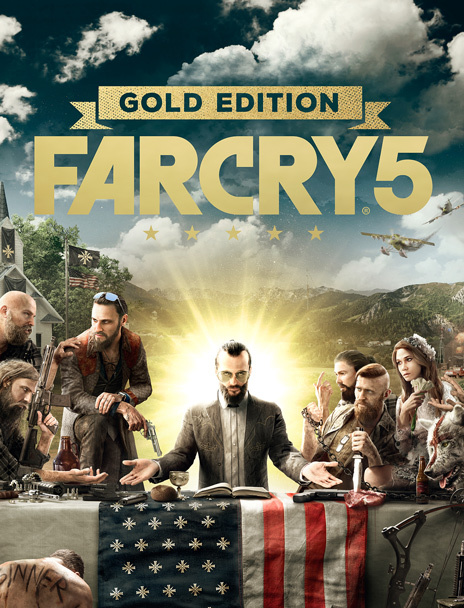 far cry 5 gold