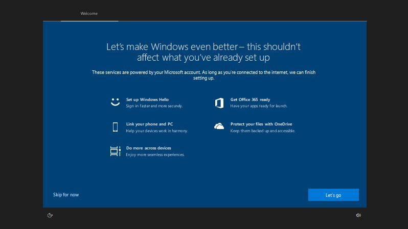 Nieuwe Windows 10 Build Biedt Verbeteringen Voor Sets En