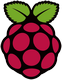Raspberry Pi logo (80 pix)