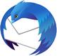 Mozilla Thunderbird logo (80 pix)