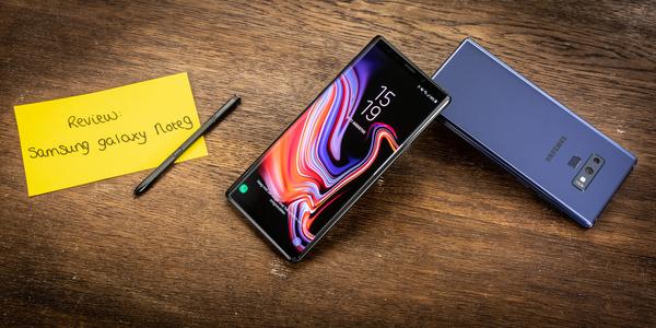 Samsung Galaxy Note 9 Review Tweakers