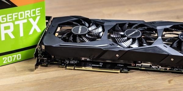 Nvidia GeForce RTX 2070 Review - Tweakers