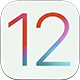 Apple iOS 12 logo (80 pix)