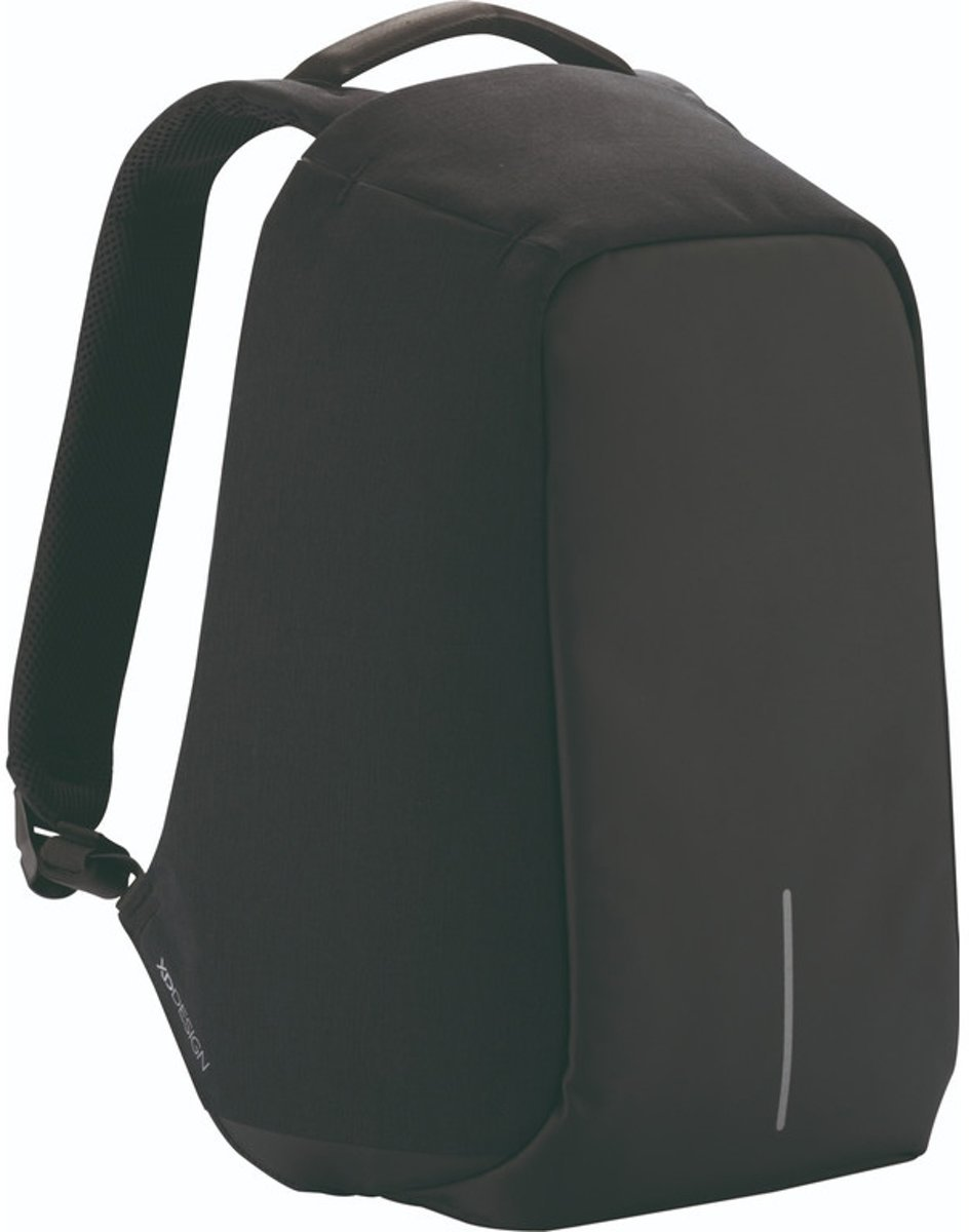 4be2f510414 XD Design Bobby XL Anti-Theft Backpack Zwart - Kenmerken - Tweakers