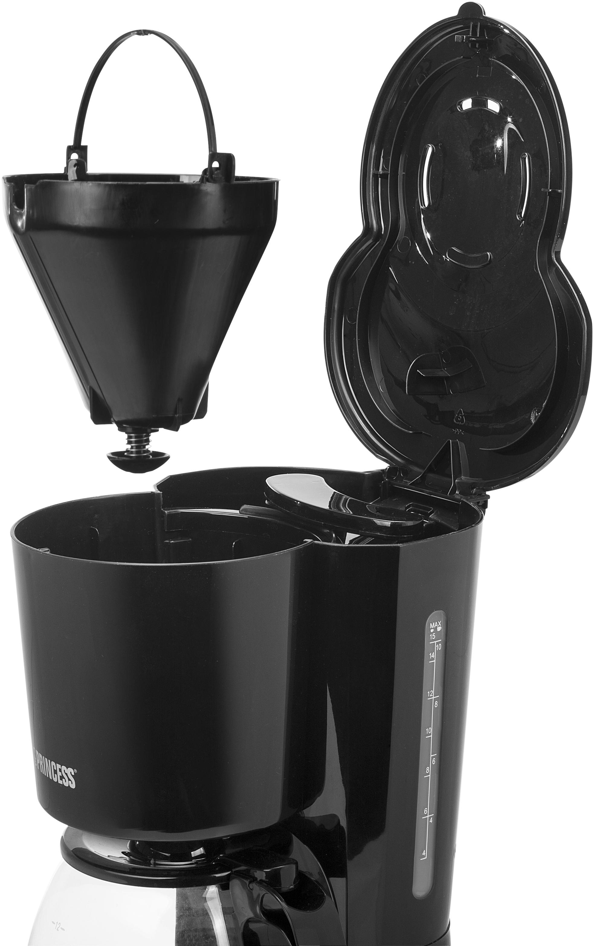 062c8cdd1da Princess 246007 Coffee Maker Classic Black Deluxe - Kenmerken - Tweakers