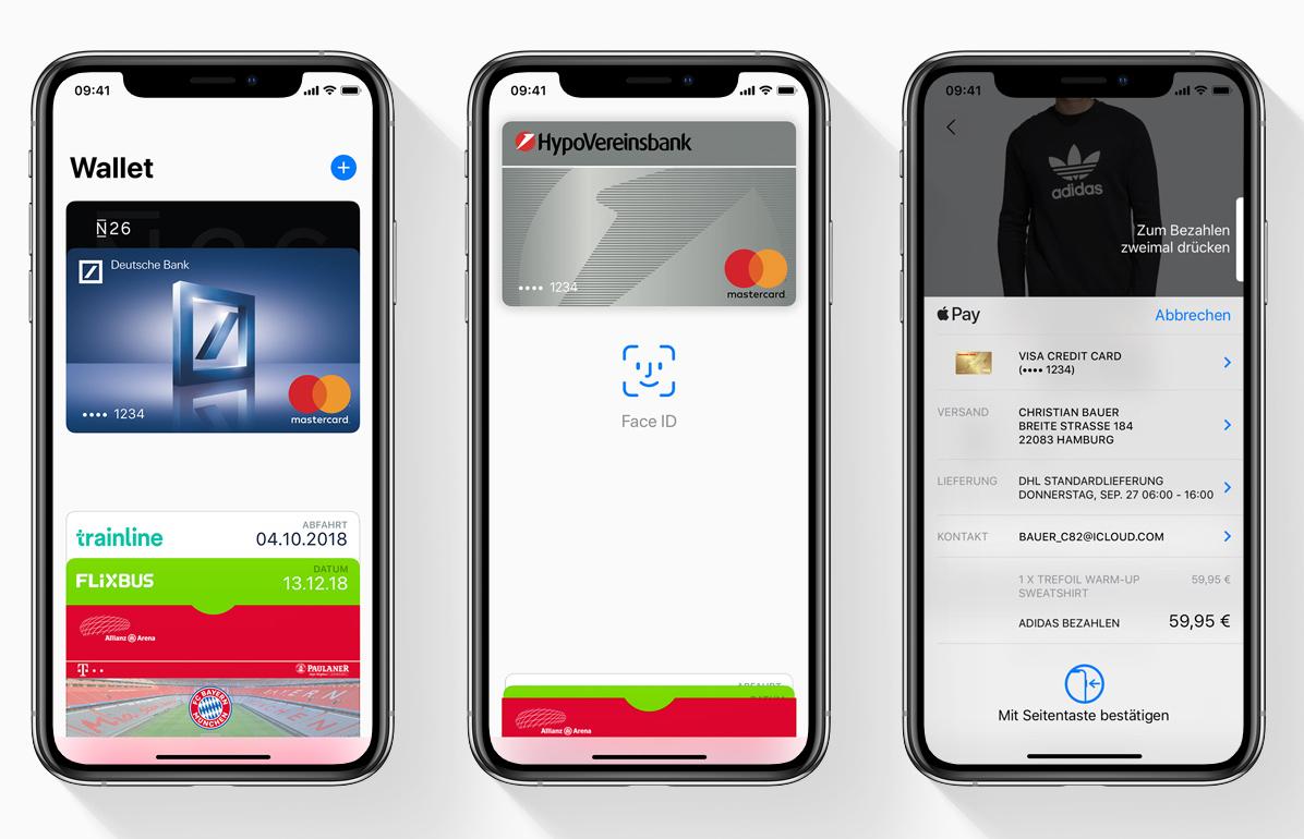 5586be1079c Apple Pay is beschikbaar in Duitsland - IT Pro - Nieuws - Tweakers