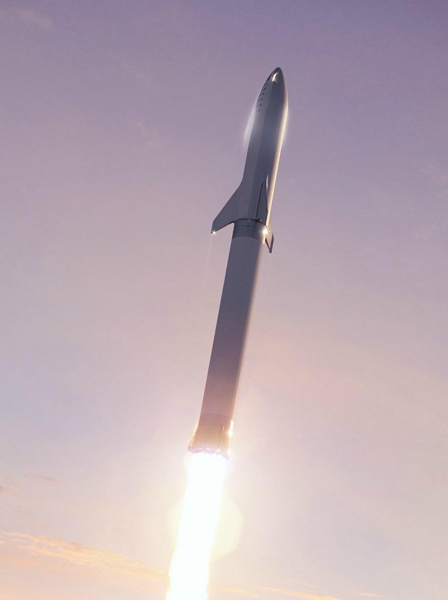 BFR launch