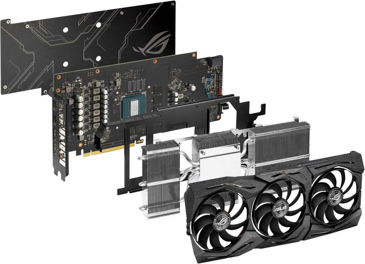 Asus GeForce GTX 1660 Ti (1200 pix)