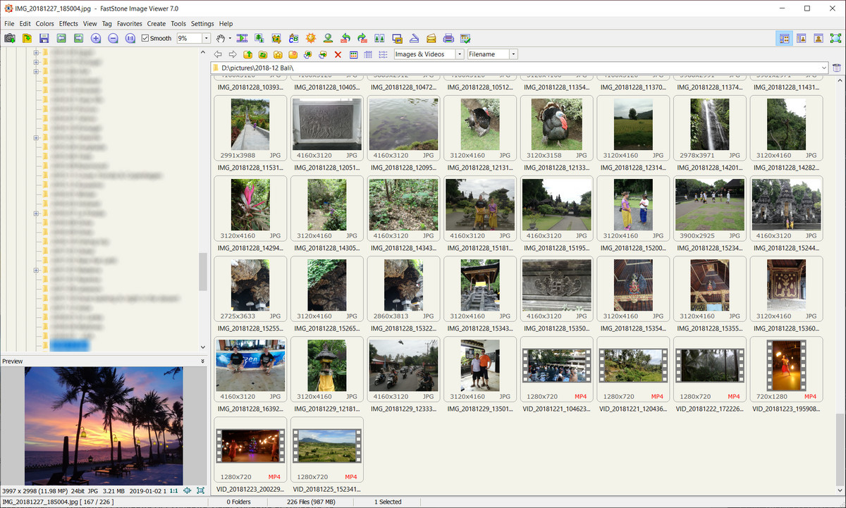 FastStone Image Viewer 7.0