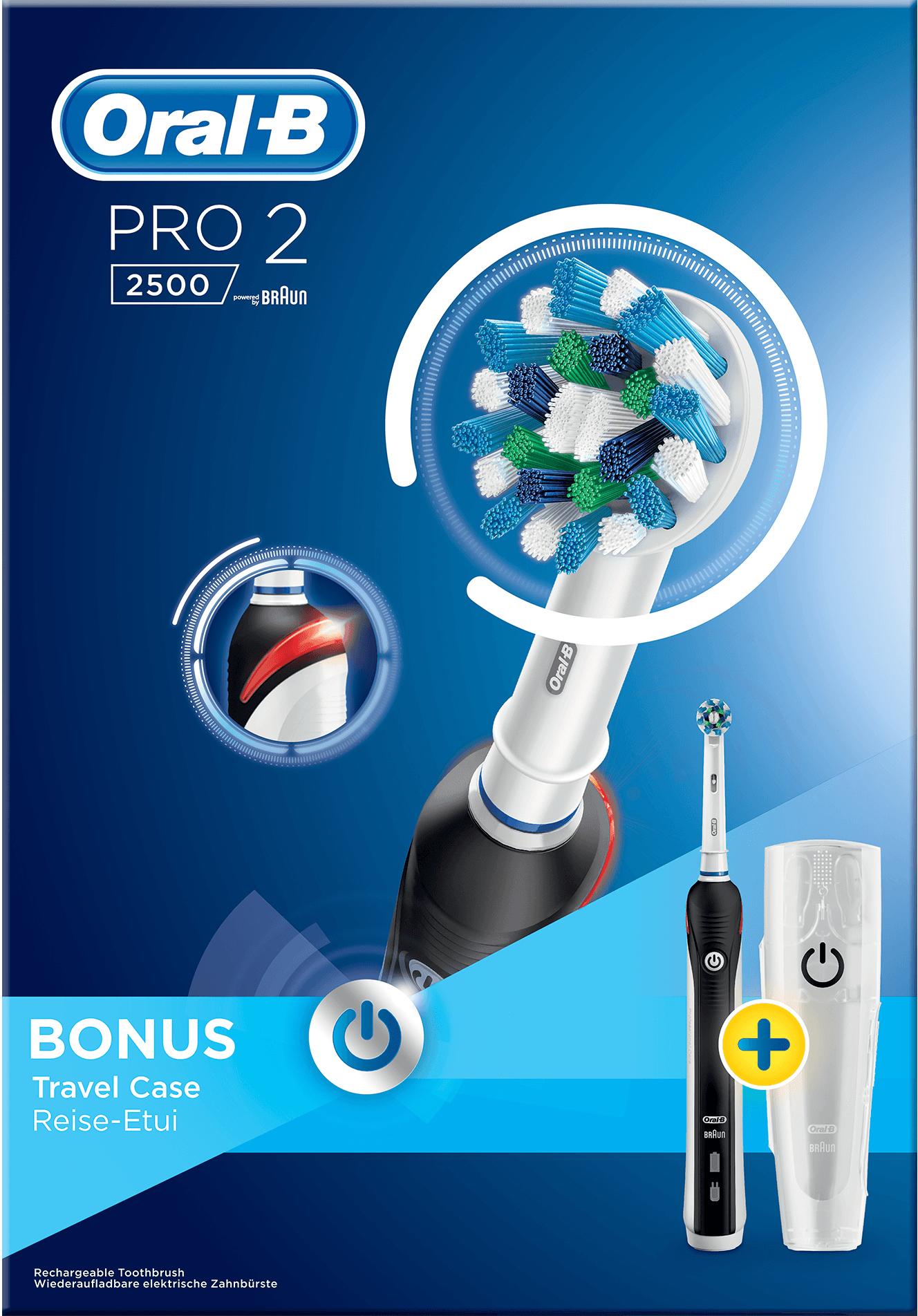 Oral B Pro 2 2500 Cross Action Prijzen Tweakers