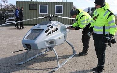 Drone zwavel