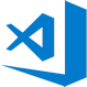 Visual Studio Code logo (79 pix)