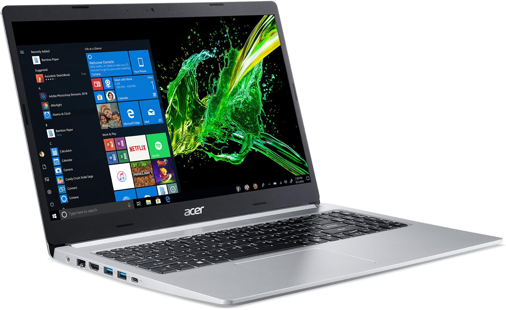 Acer Aspire 5 A515-54G-50LM - Prijzen - Tweakers