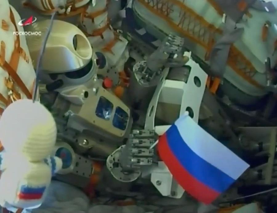 Fedor robot rusland