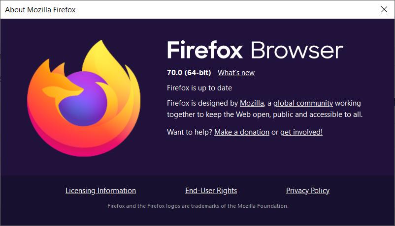 Mozilla Firefox Mozilla Firefox