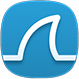 Wireshark logo (79 pix)