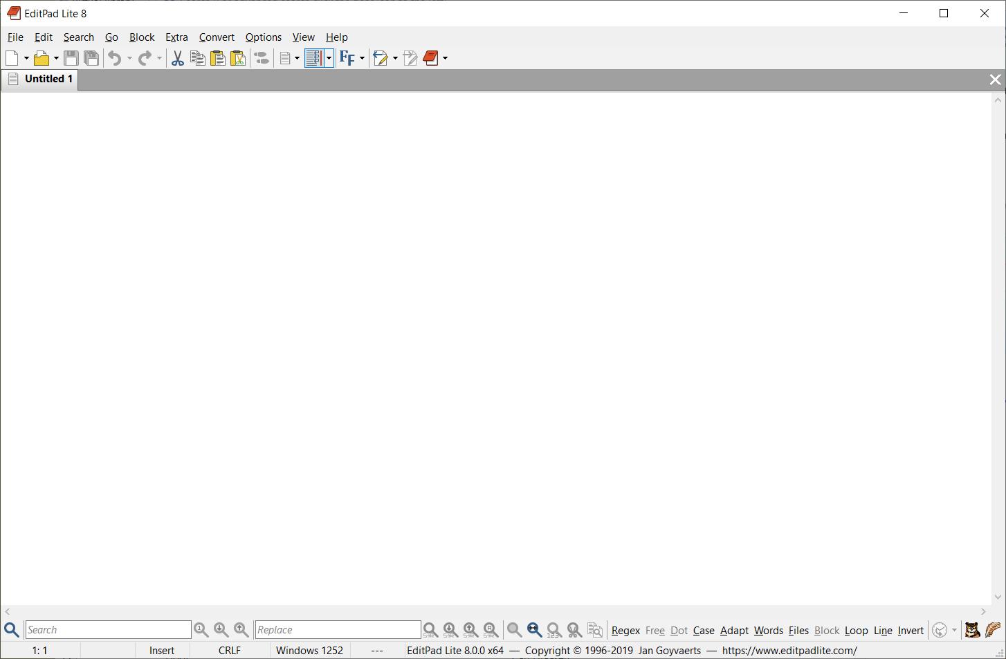 EditPad Lite 8.0